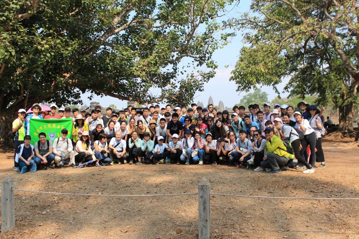 2019柬埔寨服務學習暨文化實察活動