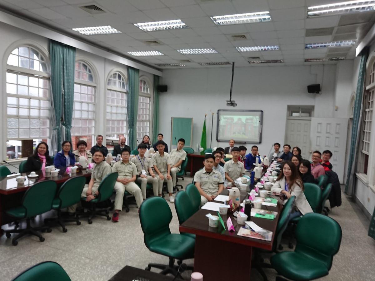 107.04.16 師大國際資優雙年會教師參訪