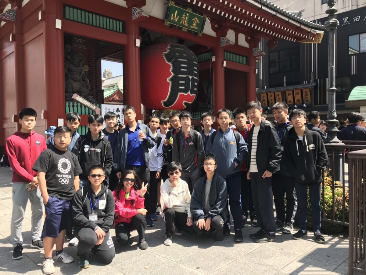 2019日本教育旅行