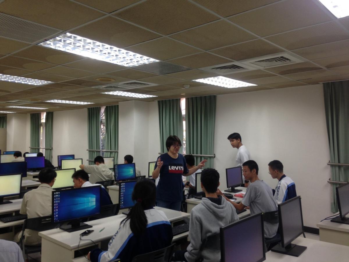 進班觀課-資訊科