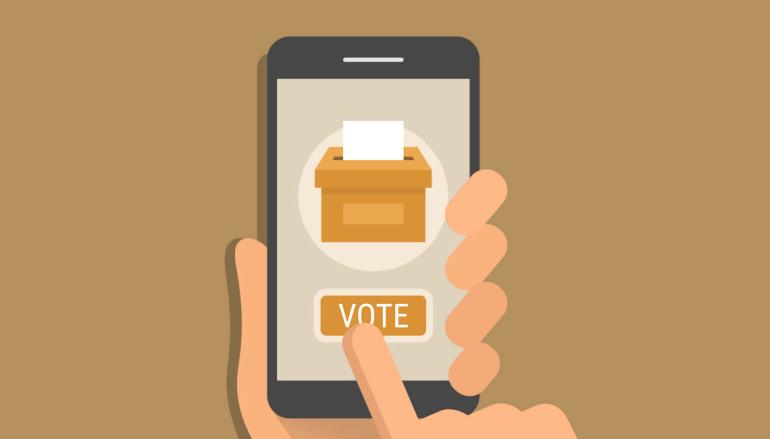 【107學年度第2學期全市優良學生】網路投票教學&注意事項